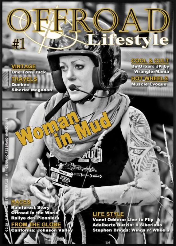 Rivista Offroad Lifestyle - Una nuova avventura...con stile!