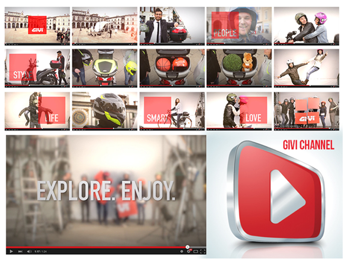foto per news video GIVI URBAN