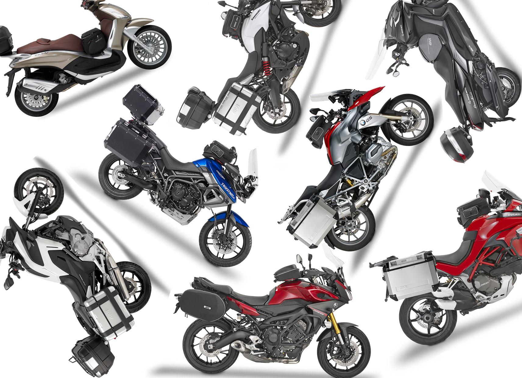 Mercato moto 2016