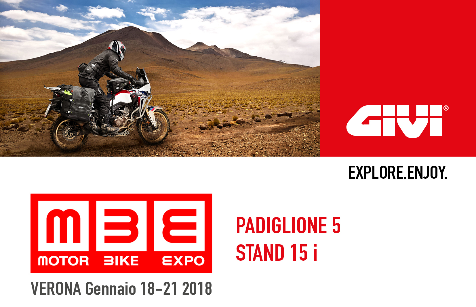 Motor Bike Expo 2018